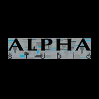 Alpha Studio logo