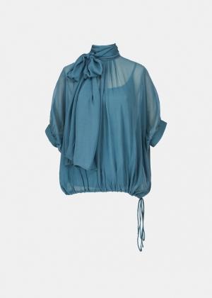foggy blue